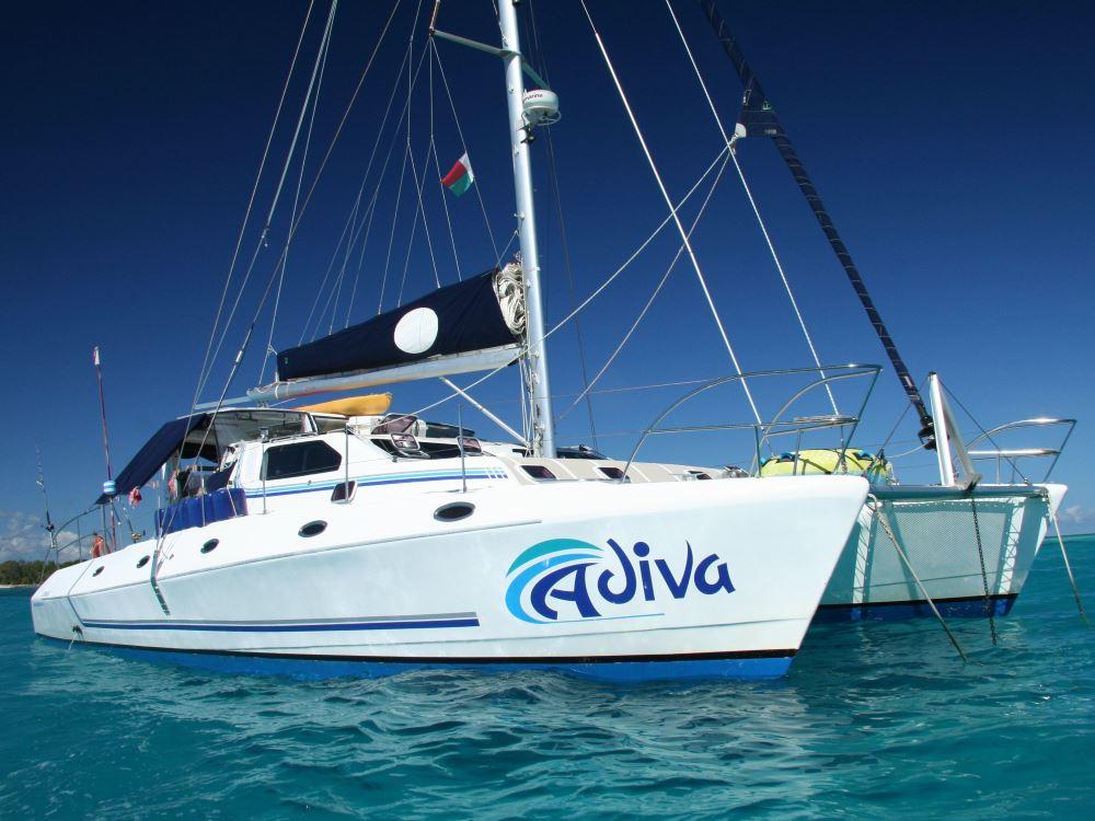 Cruising by Catamaran